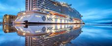 Pár dní v Karibiku z Miami na lodi MSC Seaside