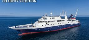 Ekvádor z Baltra na lodi Celebrity Xpedition