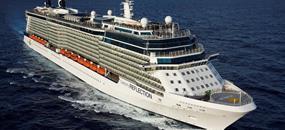 Itálie, Malta, Řecko z Civitavecchia na lodi Celebrity Reflection