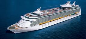 Mexiko, Kajmanské ostrovy, Jamajka z Galvestonu na lodi Liberty of the Seas