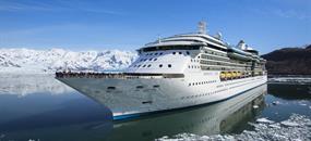 Kanada, USA na lodi Radiance of the Seas