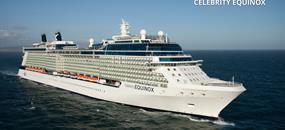 USA, Kajmanské ostrovy, Mexiko z Miami na lodi Celebrity Equinox