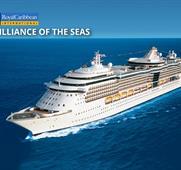 Mexiko z Tampy na lodi Brilliance of the Seas