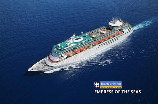 USA, Kuba, Mexiko z Miami na lodi Empress of the Seas ***