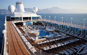 Španělsko, Velká Británie,, Portugalsko z Barcelony na lodi Azamara Journey