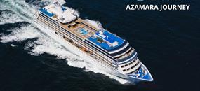 Řecko, Chorvatsko, Slovinsko, Itálie z Pireu na lodi Azamara Journey