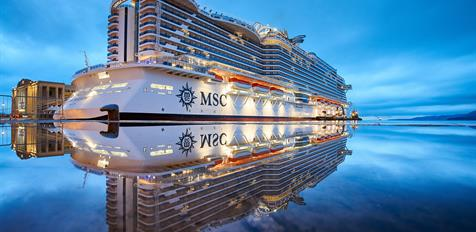 USA, Mexiko, Kajmanské ostrovy, Jamajka, Bahamy z Miami na lodi MSC Seaside
