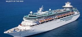 USA, Bahamy na lodi Majesty of the Seas