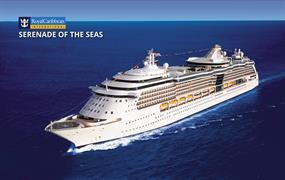USA, Antigua a Barbuda, Dominika, Svatý Kryštof a Nevis, Svatý Martin na lodi Serenade of the Seas