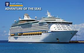USA, Curacao, Bonaire, Aruba na lodi Adventure of the Seas
