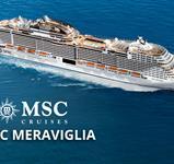Německo, Dánsko, Velká Británie z Kielu na lodi MSC Meraviglia ****