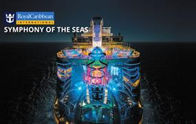 Španělsko, Francie, Itálie z Civitavecchia na lodi Symphony of the Seas