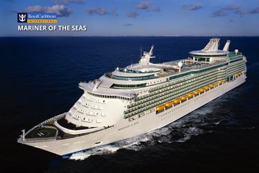 USA, Bahamy z Miami na lodi Mariner of the Seas