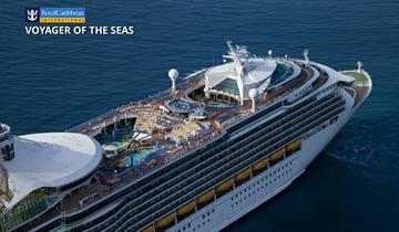 Singapur, Malajsie na lodi Voyager of the Seas