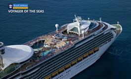 Singapur, Malajsie, Thajsko na lodi Voyager of the Seas