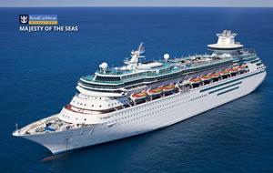 USA, Kuba, Bahamy na lodi Majesty of the Seas