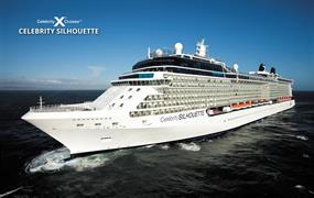USA, Svatý Martin, Svatá Lucie, Grenada, Barbados, Dominika, Svatý Kryštof a Nevis na lodi Celebrity Silhouette