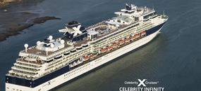 USA, Mexiko na lodi Celebrity Infinity