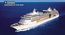 USA, Svatý Kryštof a Nevis, Svatá Lucie, Grenada, Barbados, Antigua a Barbuda na lodi Serenade of the Seas