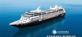 USA, Kolumbie, Panama, Peru z Miami na lodi Azamara Pursuit