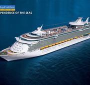 USA, Mexiko na lodi Independence of the Seas