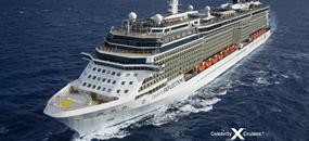 USA, Kajmanské ostrovy, Kolumbie, Aruba, Curacao, Bonaire na lodi Celebrity Reflection