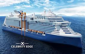USA, Britské Panenské ostrovy, Svatý Martin na lodi Celebrity Edge