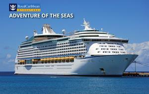USA, Bahamy, Svatý Martin, Svatý Kryštof a Nevis na lodi Adventure of the Seas