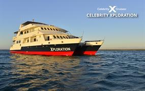 Ekvádor z Baltra na lodi Celebrity Xploration