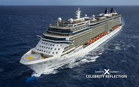 USA, Kajmanské ostrovy, Kolumbie, Panama, Kostarika, Mexiko na lodi Celebrity Reflection