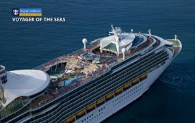 Singapur, Thajsko na lodi Voyager of the Seas