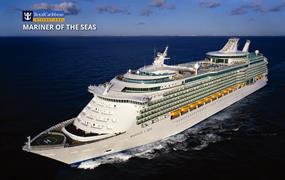 USA, Mexiko z Miami na lodi Mariner of the Seas