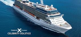 Austrálie, Nový Zéland na lodi Celebrity Solstice