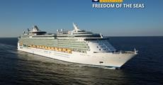 USA, Svatý Kryštof a Nevis, Antigua a Barbuda, Svatá Lucie, Barbados ze San Juan na lodi Freedom of the Seas