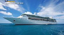Itálie, Chorvatsko, Černá Hora, Řecko z Benátek na lodi Rhapsody of the Seas
