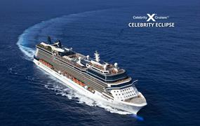 USA, Mexiko na lodi Celebrity Eclipse