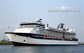 Španělsko, Monako, Francie, Itálie, Řecko, Černá Hora, Chorvatsko z Barcelony na lodi Celebrity Constellation