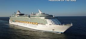 USA, Svatý Martin, Svatý Kryštof a Nevis, Antigua a Barbuda, Svatá Lucie, Barbados ze San Juan na lodi Freedom of the Seas