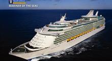 USA, Bahamy na lodi Mariner of the Seas