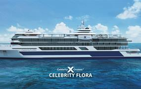 Ekvádor z Baltra na lodi Celebrity Flora