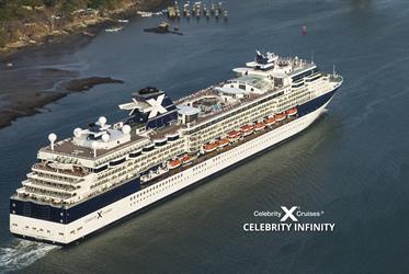 USA, Bahamy z Miami na lodi Celebrity Infinity
