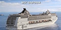 Itálie, Chorvatsko, Řecko, Albánie z Benátek na lodi MSC Sinfonia