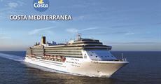 Spojené arabské emiráty, Omán z Dubaje na lodi Costa Mediterranea