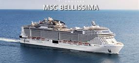 Itálie, Malta, Španělsko, Francie z Janova na lodi MSC Bellissima