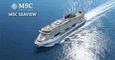 Španělsko, Francie, Itálie z Barcelony na lodi MSC Seaview