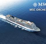 Francie, Itálie z Janova na lodi MSC Orchestra ****