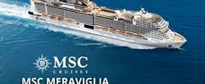 Rusko, Finsko, Německo z Petrohradu na lodi MSC Meraviglia