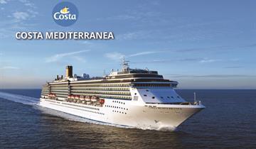 Španělsko, Francie, Itálie na lodi Costa Mediterranea