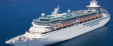 USA, Mexiko z Tampy na lodi Majesty of the Seas