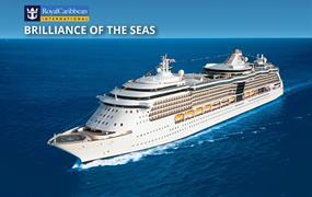 USA, Kajmanské ostrovy, Mexiko z Tampy na lodi Brilliance of the Seas